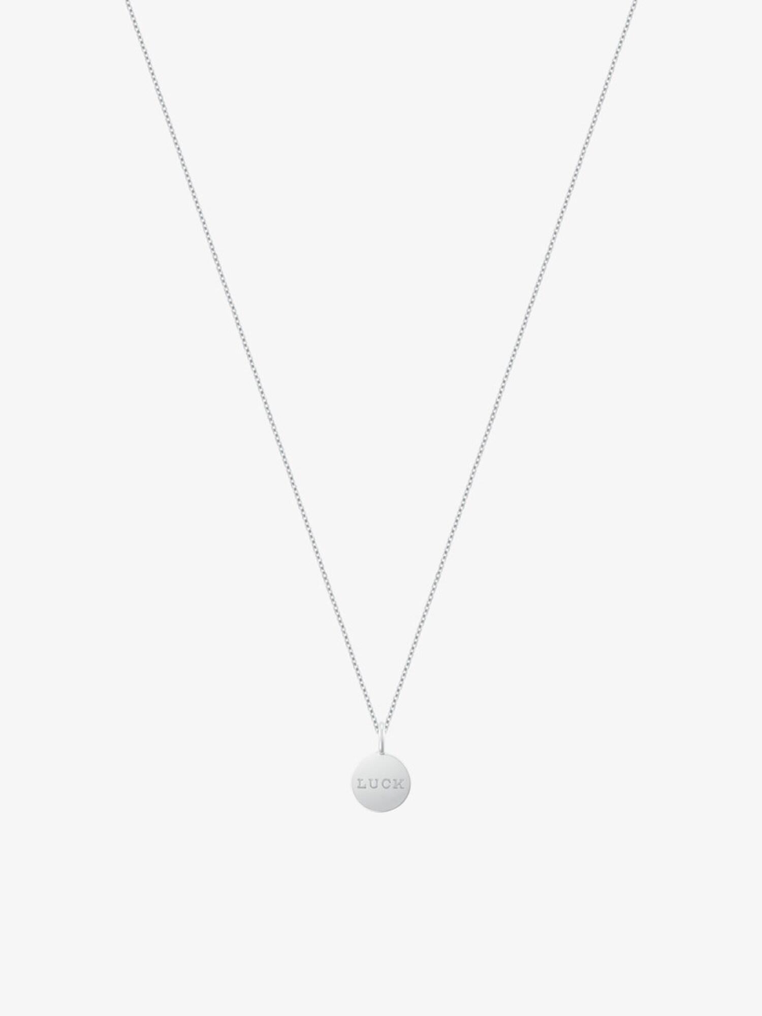 Halsketten 'Luck' | Schmuck > Halsketten > Lange Ketten | ID Fine