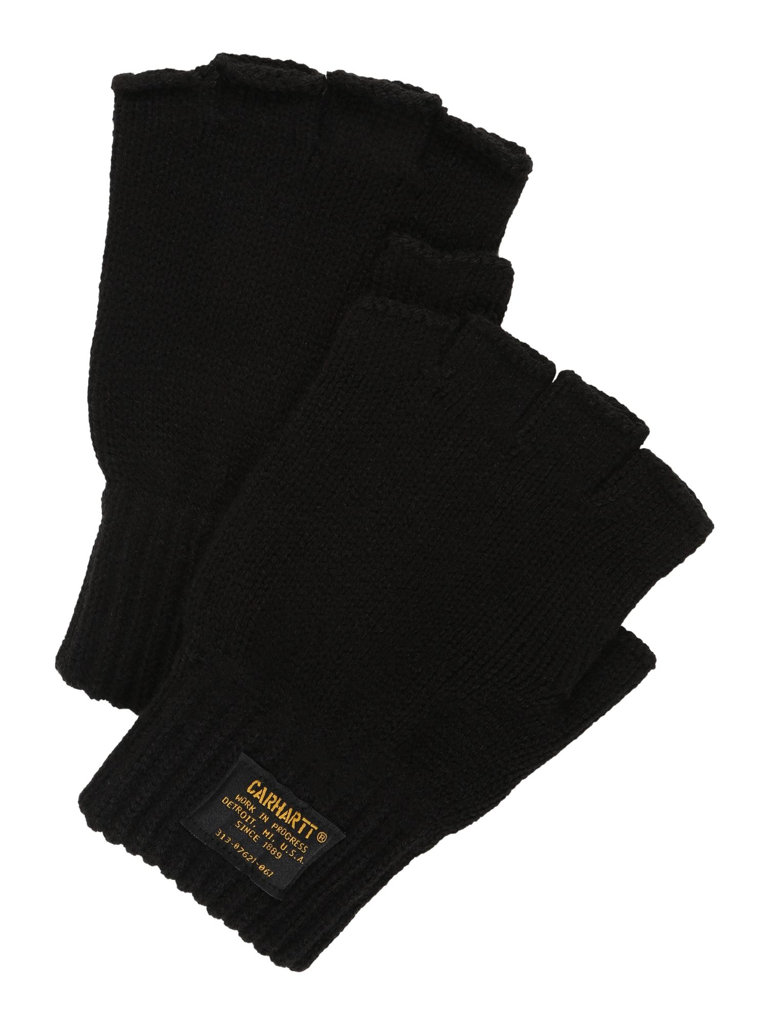 Carhartt WIP Rövid ujjú kesztyű 'Military Mitten'  fekete