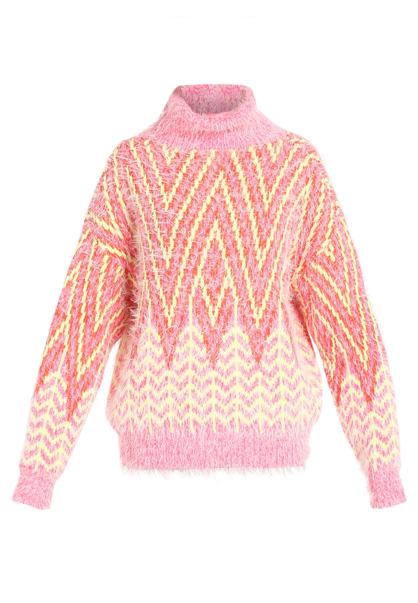 Damen MYMO Pullover bunt,  mehrfarbig | 04059275484530