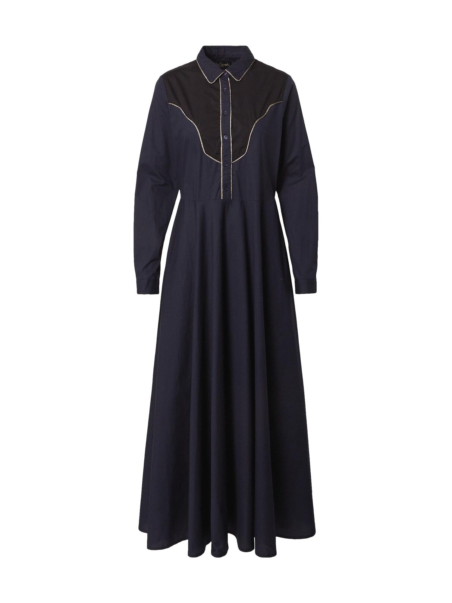 Mes Demoiselles Palaidinės tipo suknelė tamsiai mėlyna