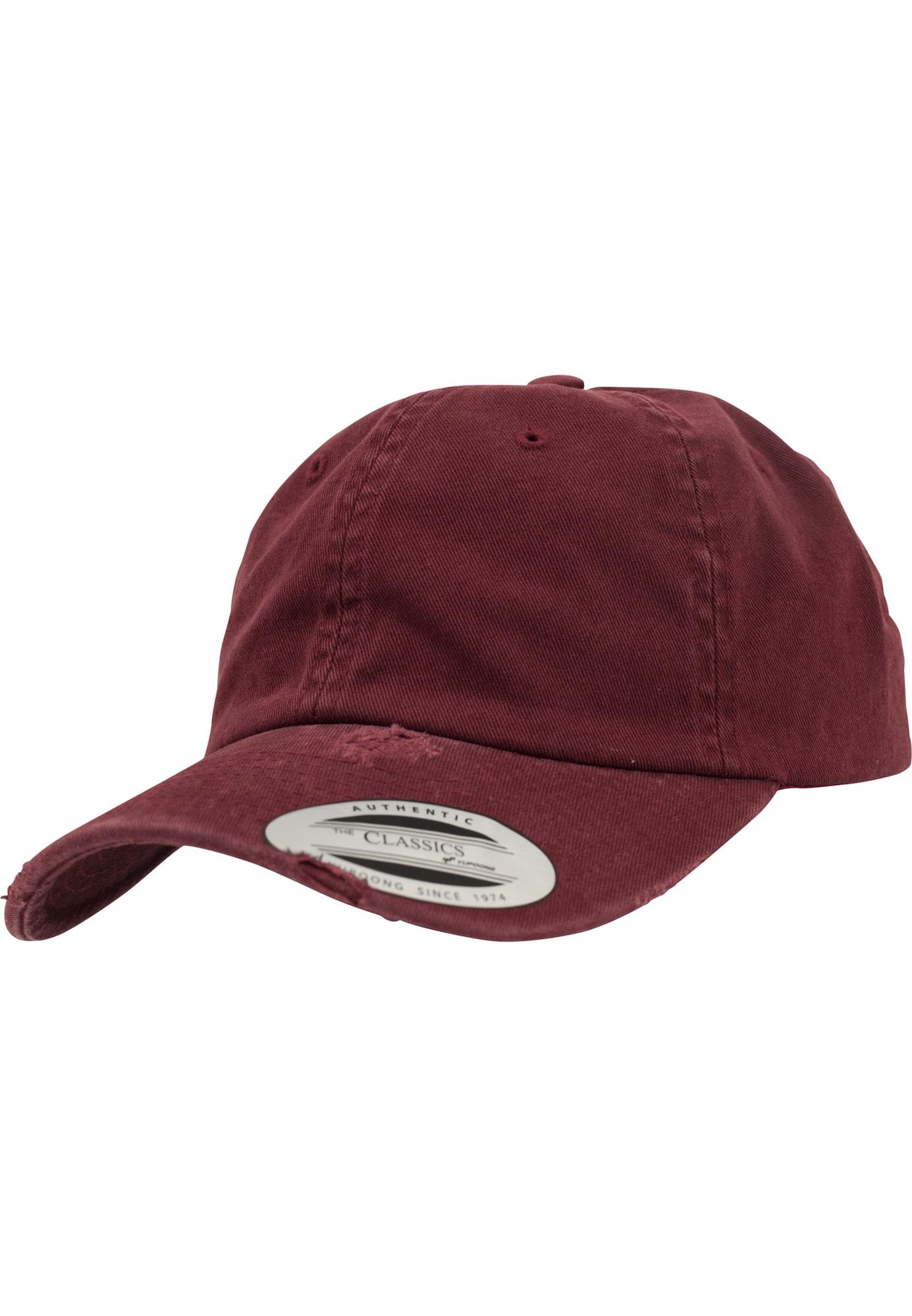 Flexfit Kepurė kraujo spalva
