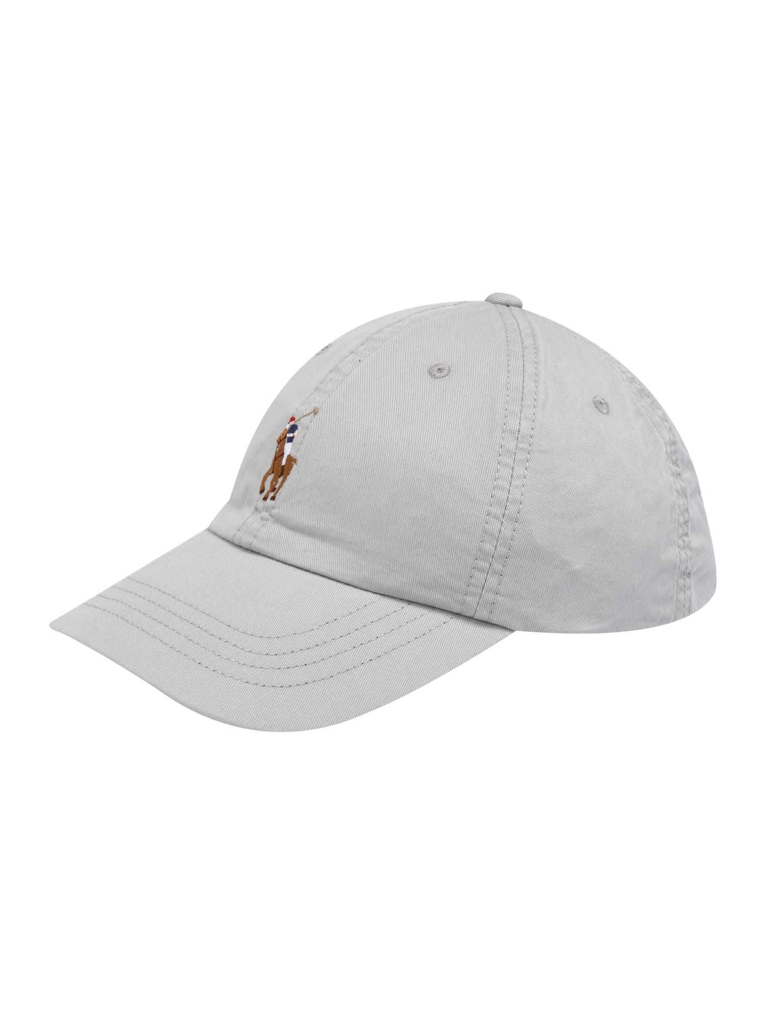POLO RALPH LAUREN Kepurė pilka