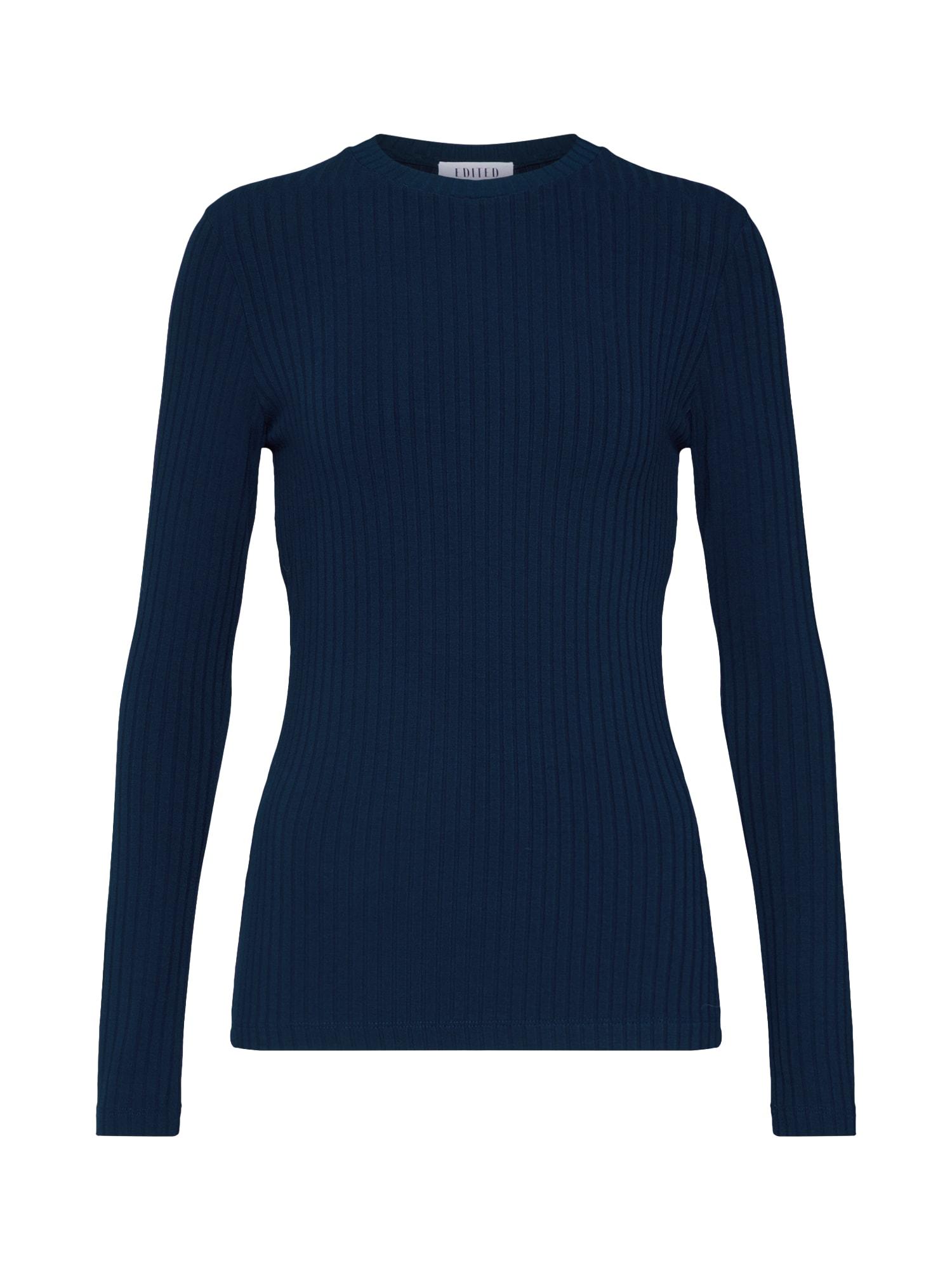 EDITED Marškinėliai 'Ginger' tamsiai mėlyna