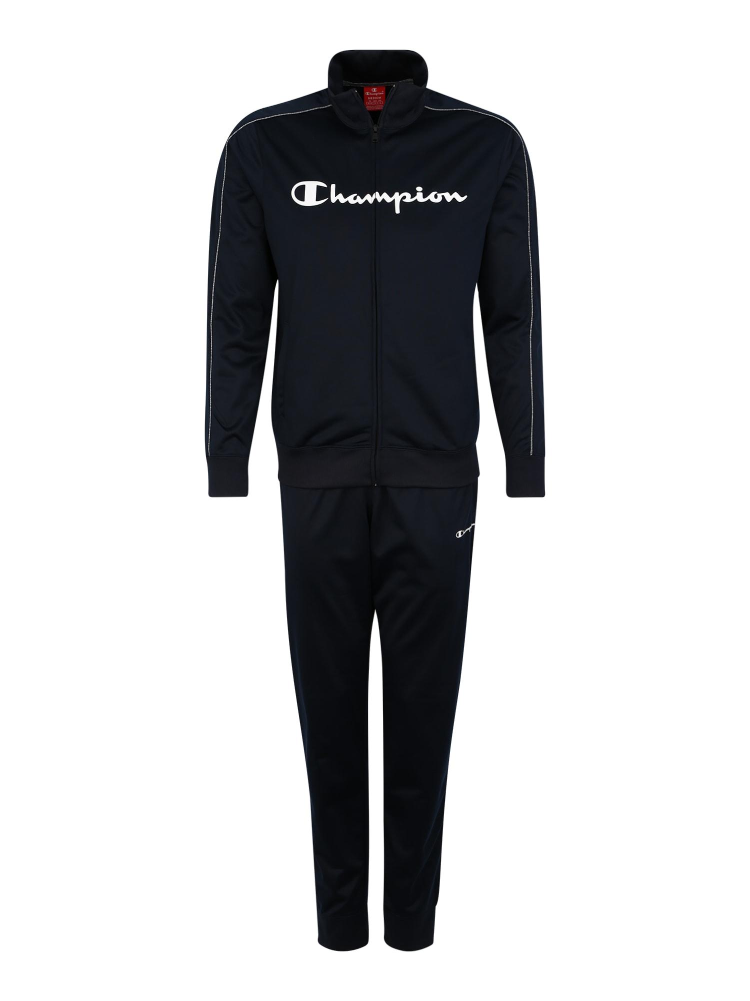 Sportovní souprava TRACKSUIT námořnická modř Champion Authentic Athletic Apparel