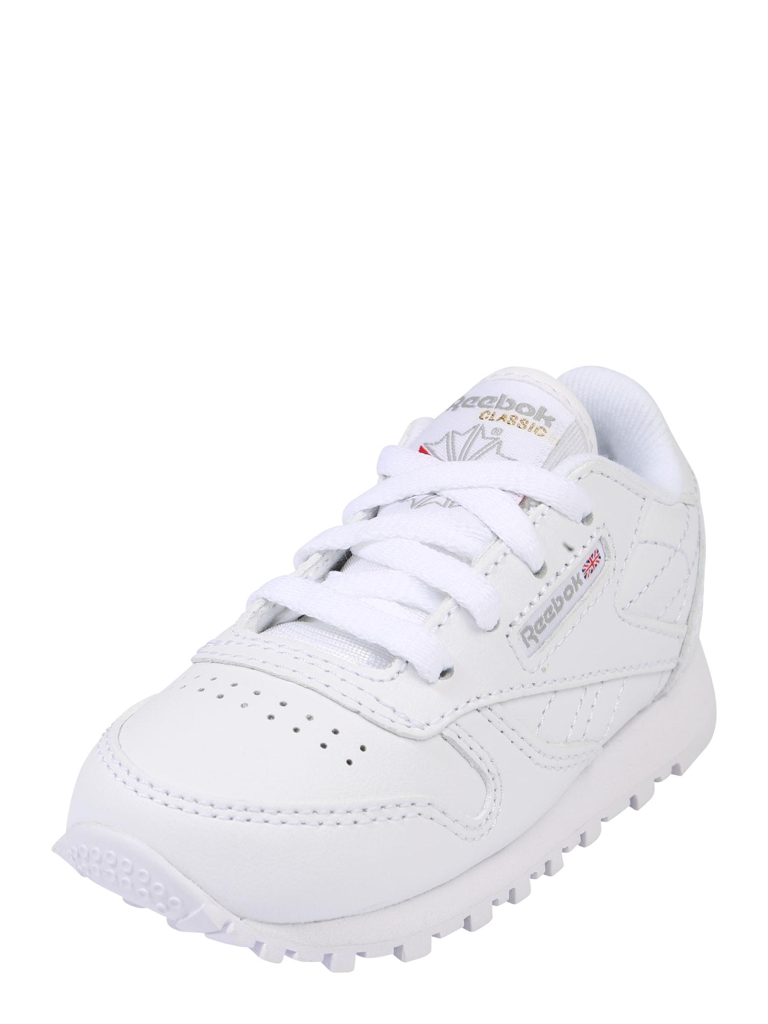 Reebok Classic Tenisky  biela