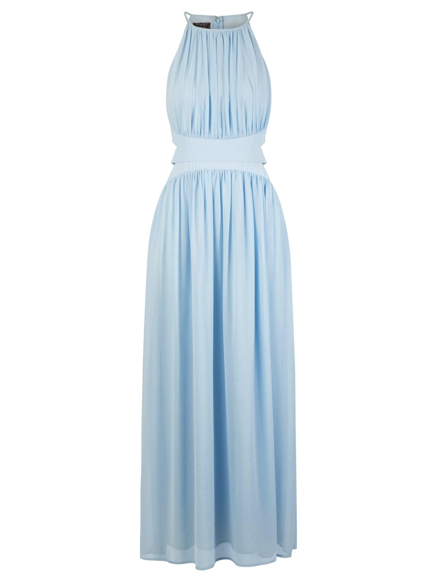 APART Vakarinė suknelė šviesiai mėlyna