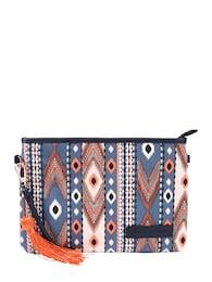 TOM TAILOR,TOM TAILOR DENIM Damen Handtasche ROMY bunt,mehrfarbig | 04251234423592