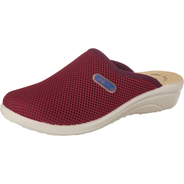 Hausschuhe für Frauen - FLY FLOT Pantoffeln rot  - Onlineshop ABOUT YOU
