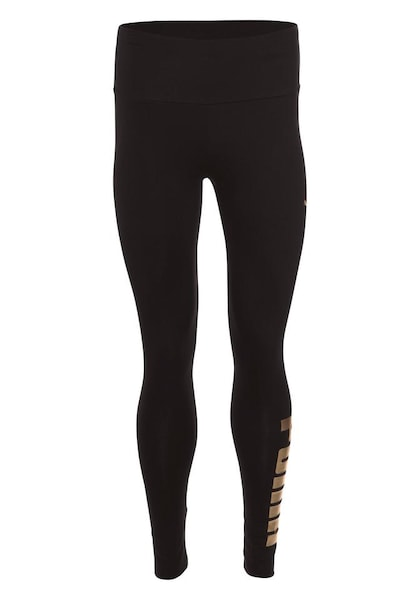 Hosen für Frauen - Leggings › Puma › gold schwarz  - Onlineshop ABOUT YOU