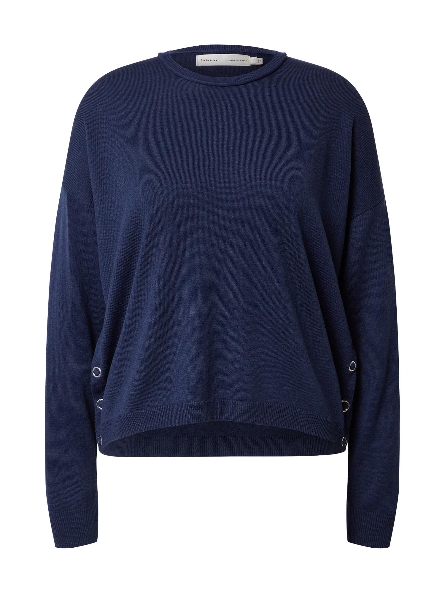 InWear Megztinis tamsiai mėlyna