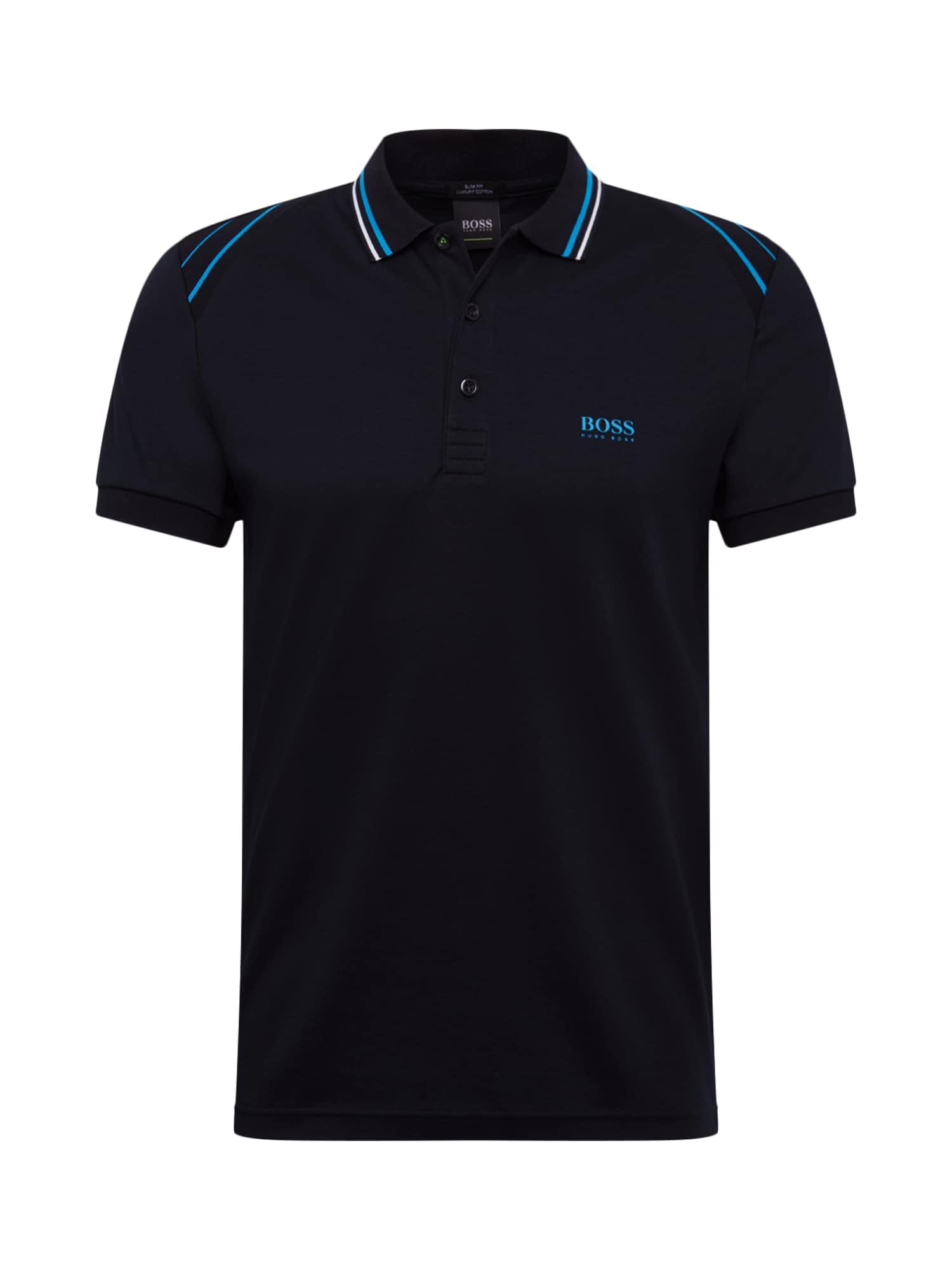 Tričko černá BOSS