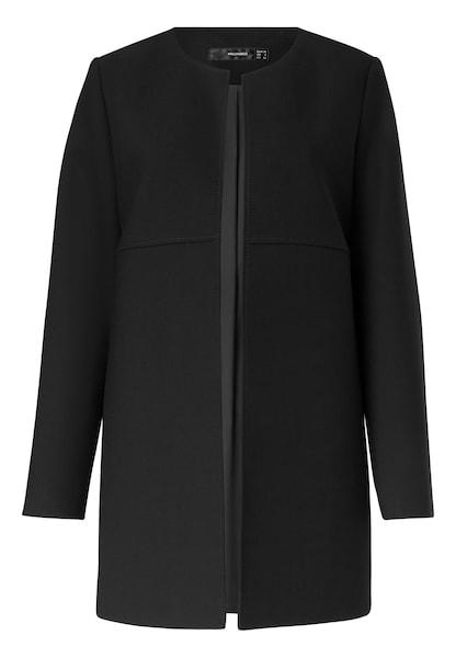 Jacken für Frauen - HALLHUBER Blazermantel schwarz  - Onlineshop ABOUT YOU