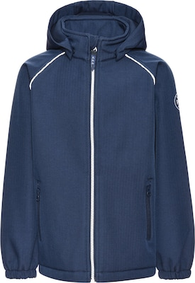NAME IT Softshell-Jacke Denimfarbige Alfa-