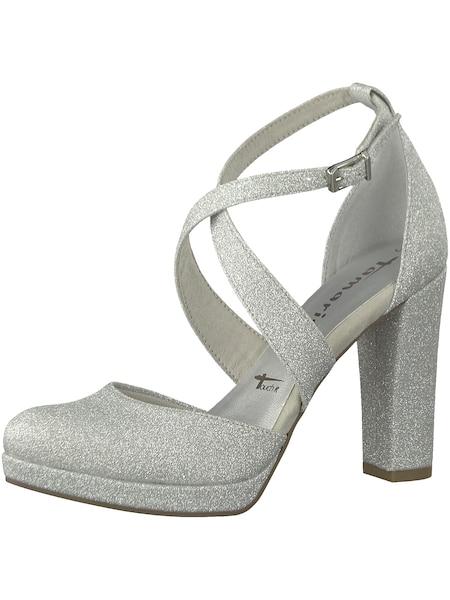 Highheels für Frauen - TAMARIS High Heels silber  - Onlineshop ABOUT YOU