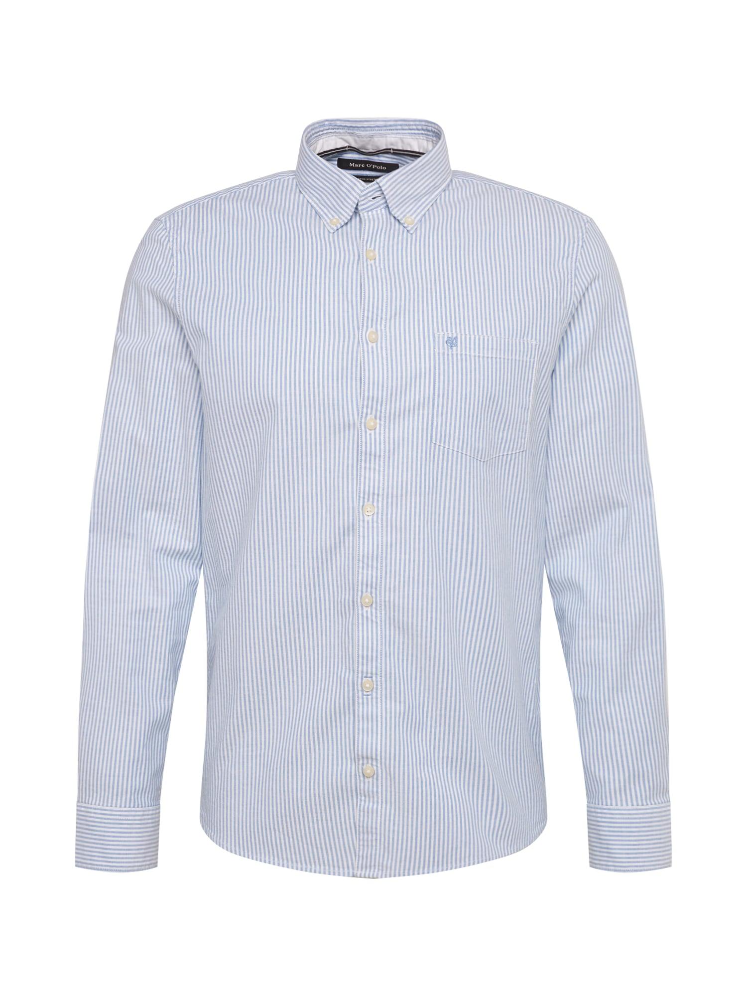 Marc O'Polo Společenská košile  modrá