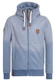 Naketano Herren Zipped Jacket Raketa in Hose III blau   04049502582283