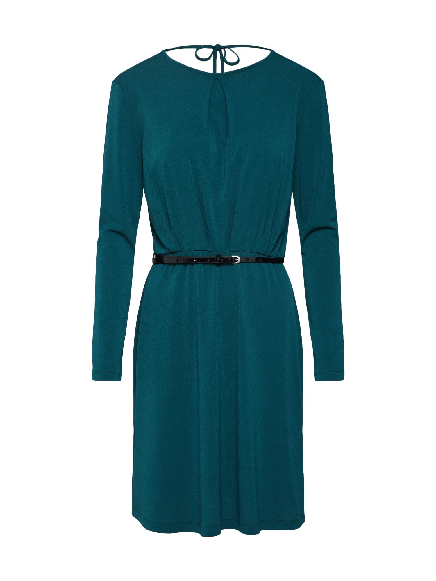 Koktejlové šaty Valentina smaragdová ABOUT YOU