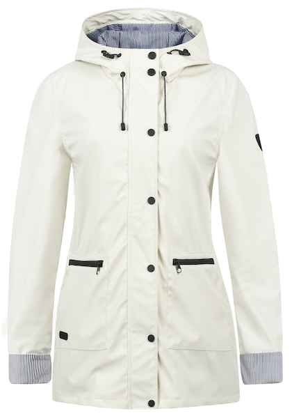 Jacken für Frauen - Desires Regenjacke 'Becky' beige  - Onlineshop ABOUT YOU