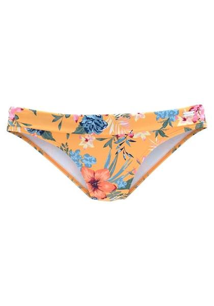 Bademode - Bikinihose 'Maui' › Bench › gelb mischfarben  - Onlineshop ABOUT YOU