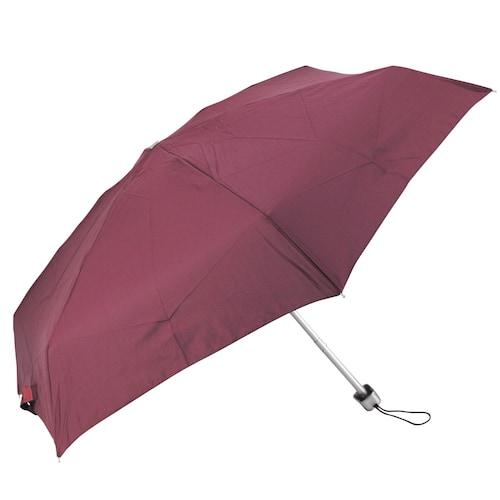 Regenschirme für Frauen - SAMSONITE Accessories Taschenschirm Supermini 17 cm rot  - Onlineshop ABOUT YOU