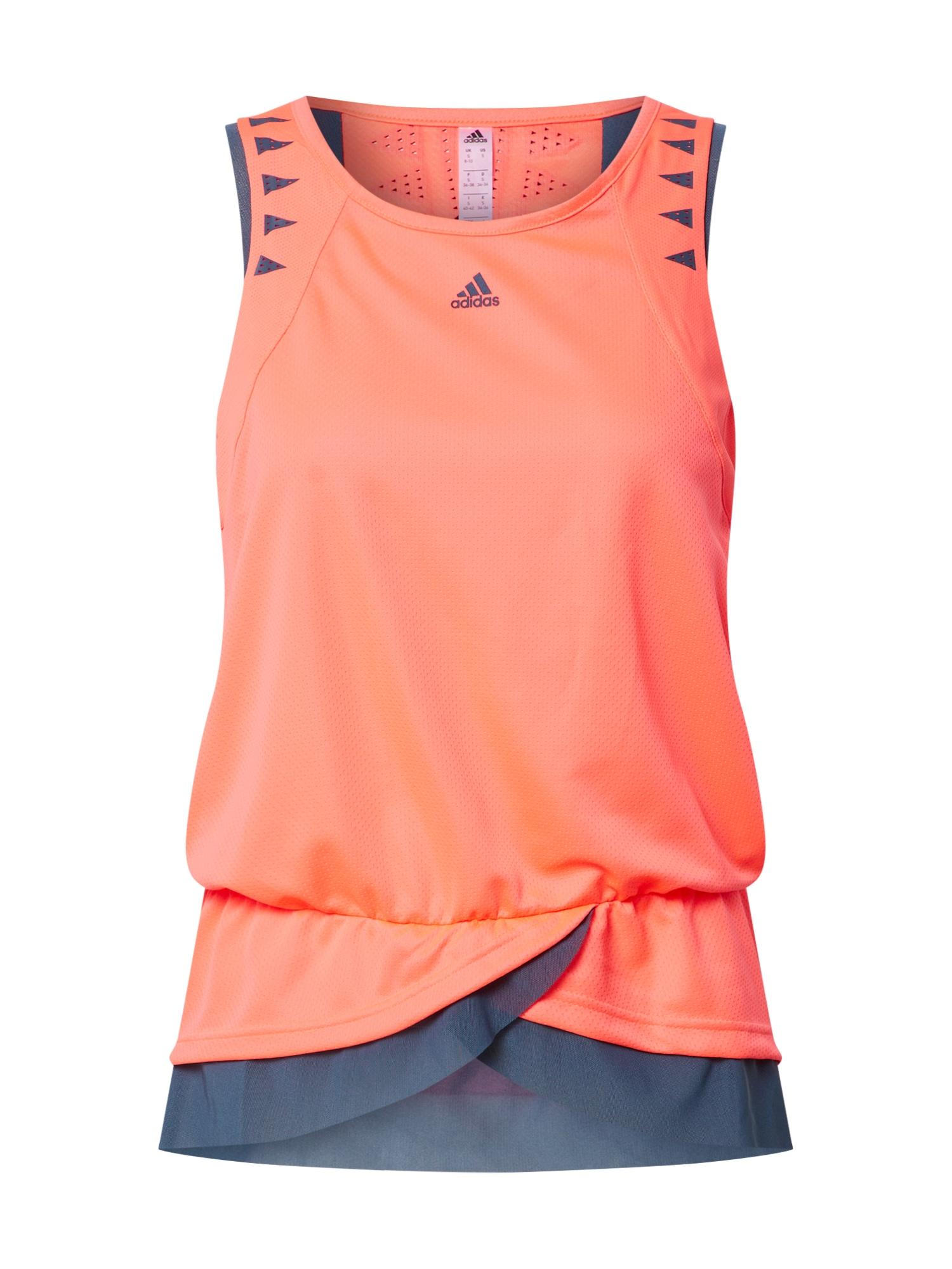 ADIDAS PERFORMANCE Sportovní top 'TANK P.HRDY'  pink