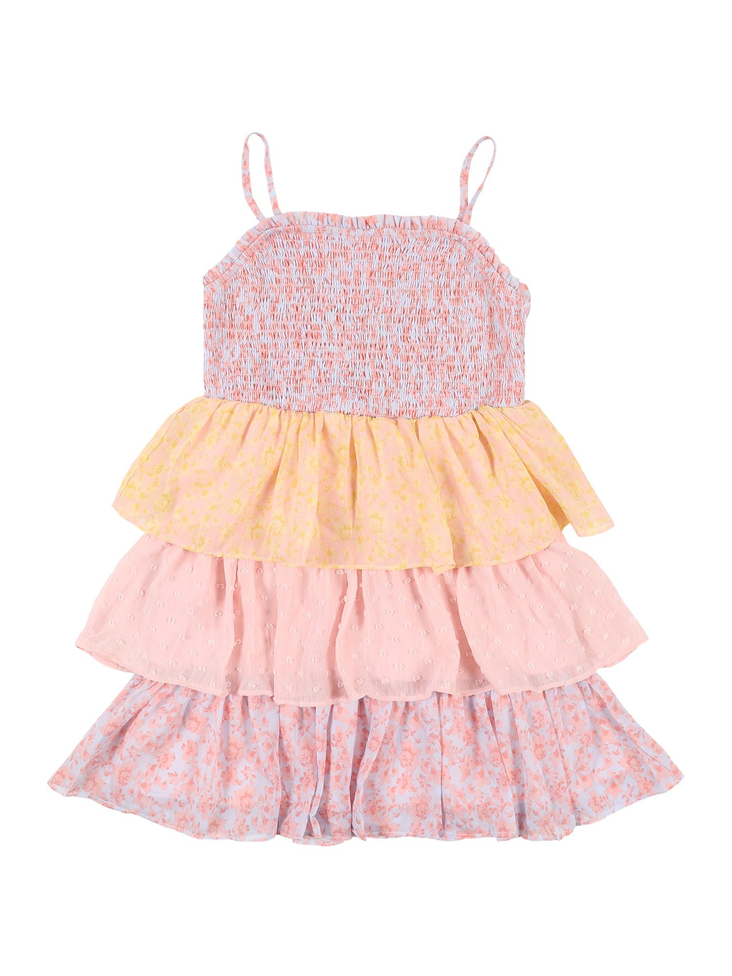 Bardot Junior Suknelė 'MINKA' oranžinė / rožių spalva