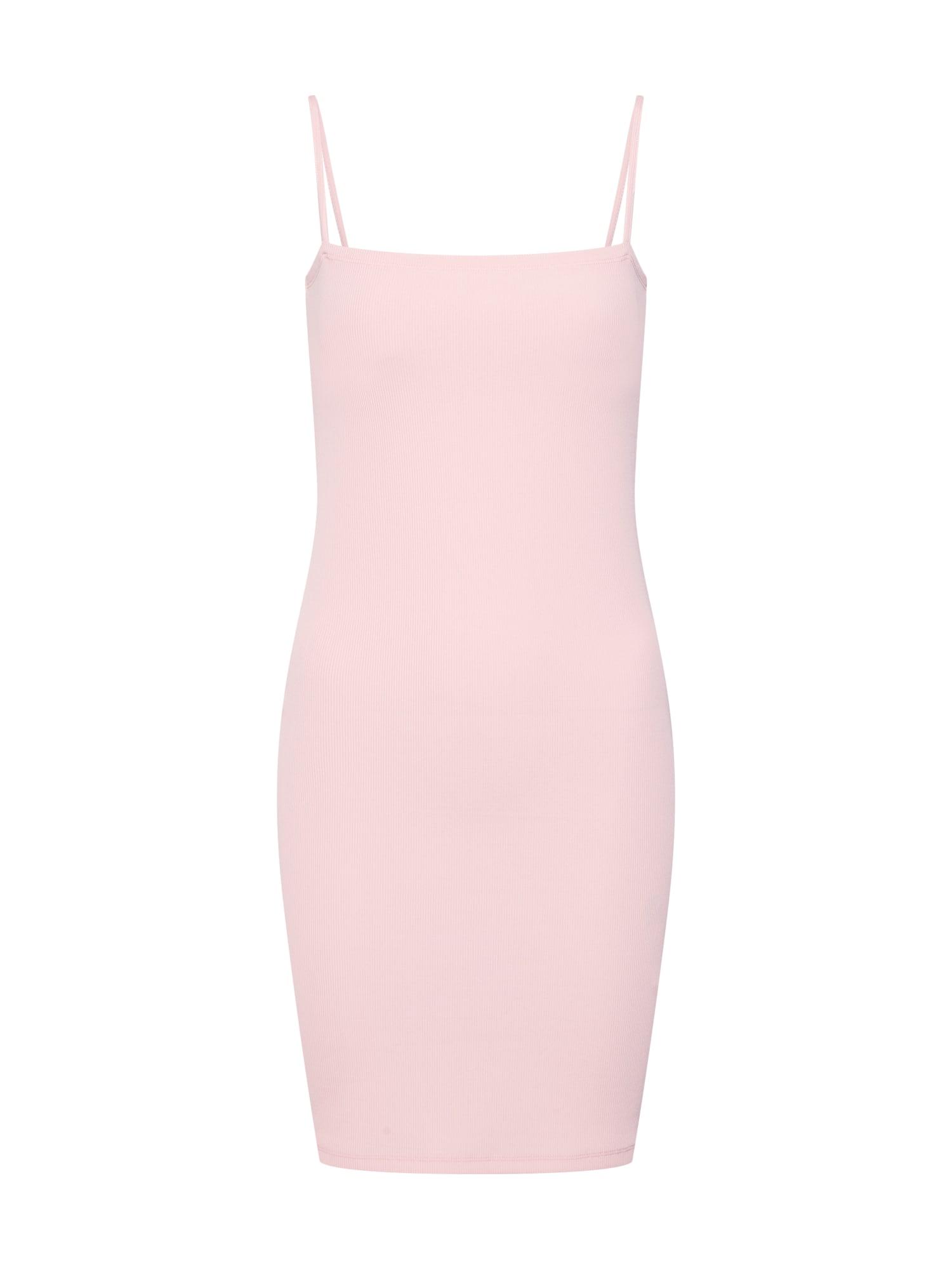 Šaty růžová IVYREVEL