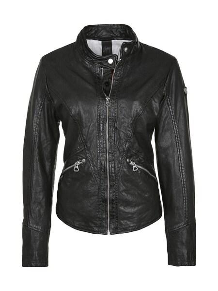 Jacken für Frauen - Gipsy Lederjacke 'Bona LAOSV' schwarz  - Onlineshop ABOUT YOU