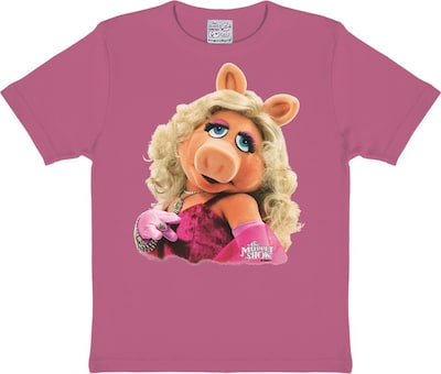 LOGOSHIRT T-Shirt Miss Piggy - Portrait