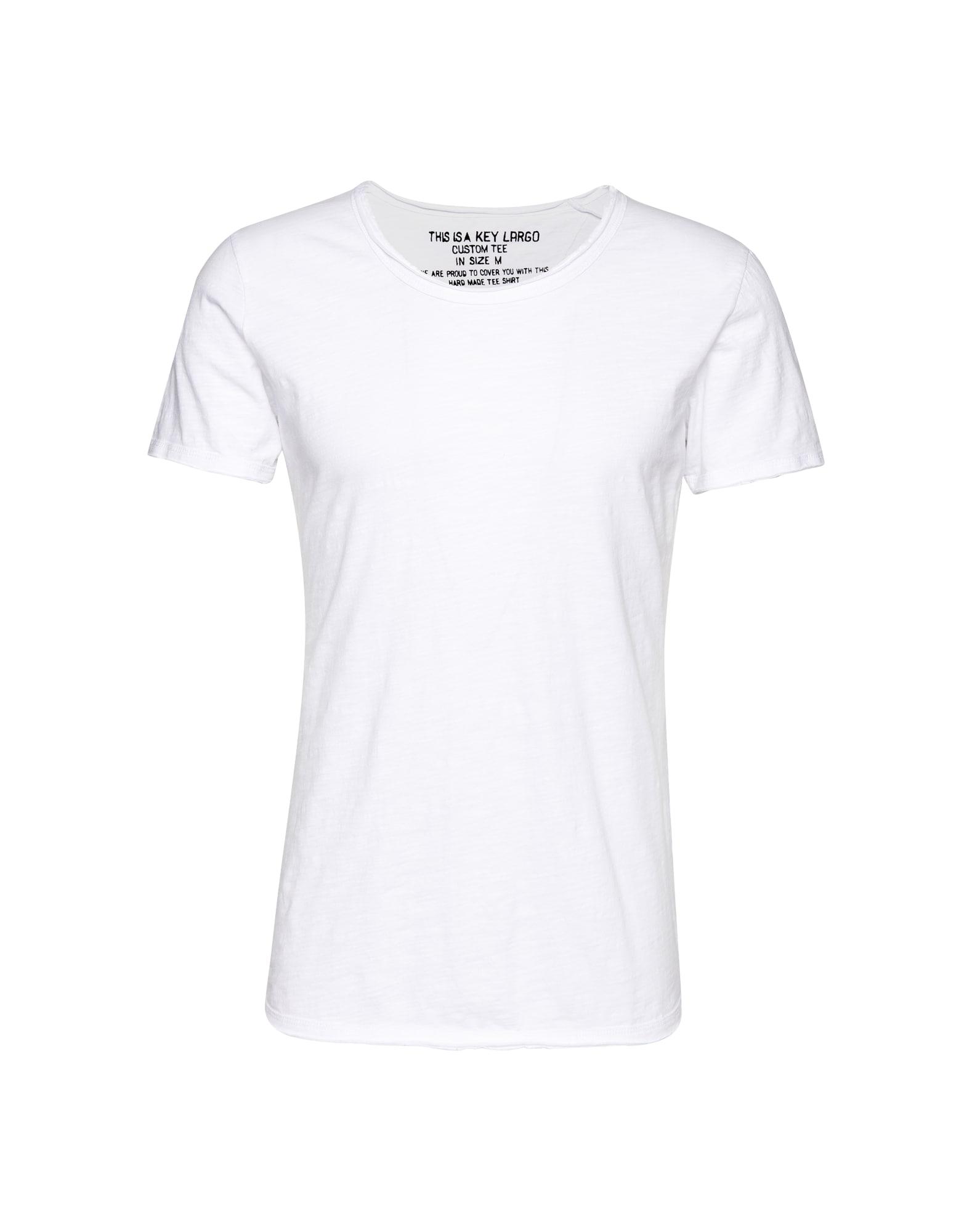 Tričko T BREAD bílá Key Largo