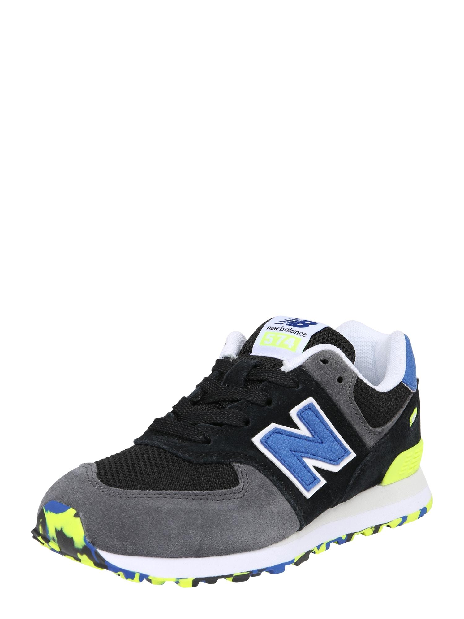 Sportovní boty PC574 M černá New Balance