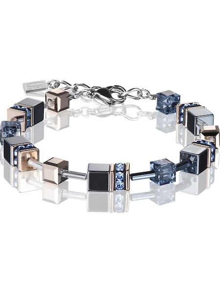 Armbaender für Frauen - Coeur De Lion Armband '4015 30 0735' blau silber  - Onlineshop ABOUT YOU