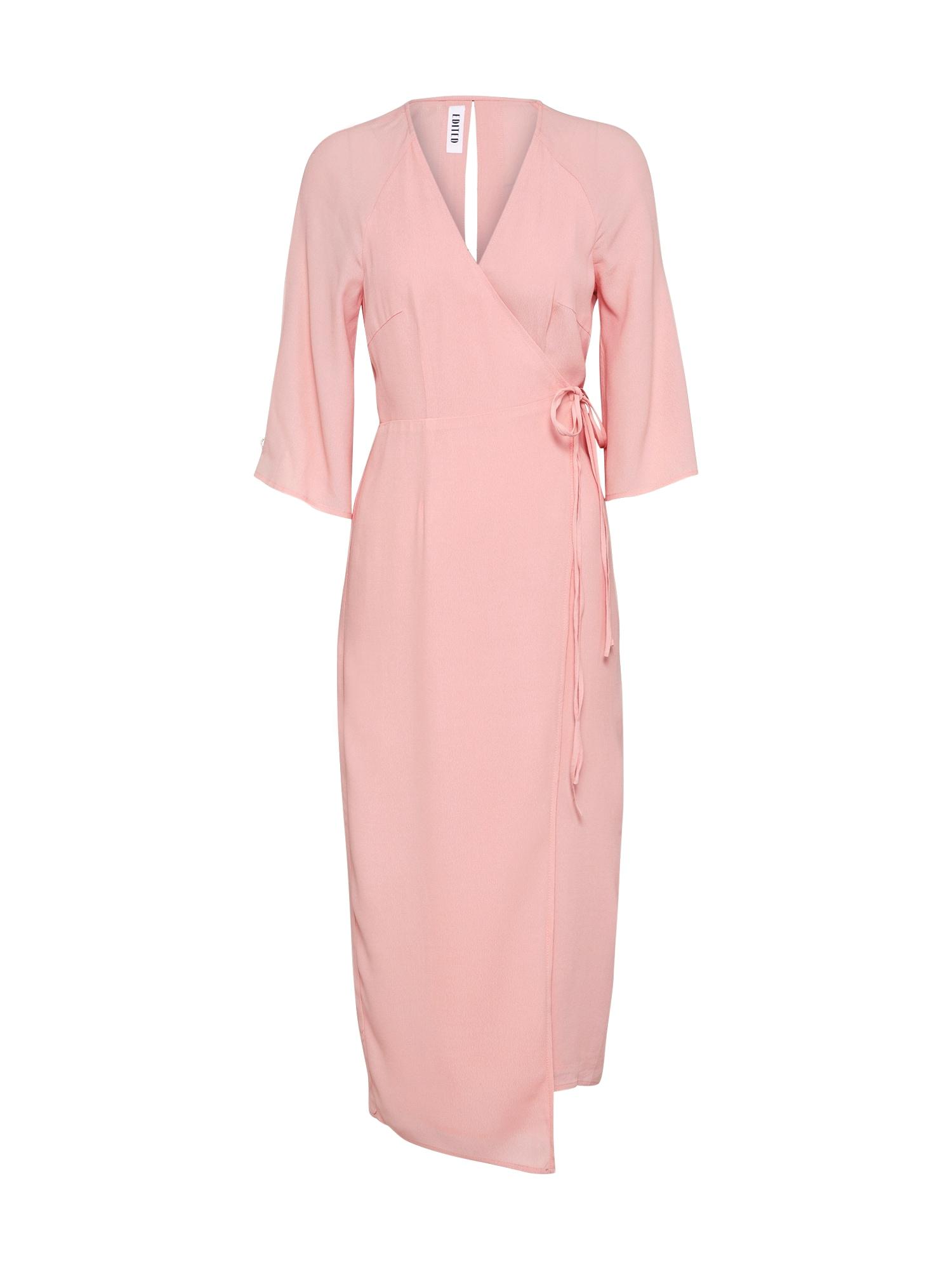 Letní šaty Naela růžová EDITED