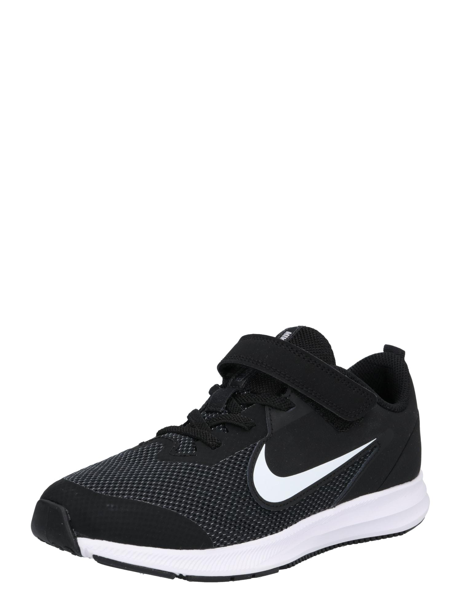 Sportovní boty černá bílá NIKE