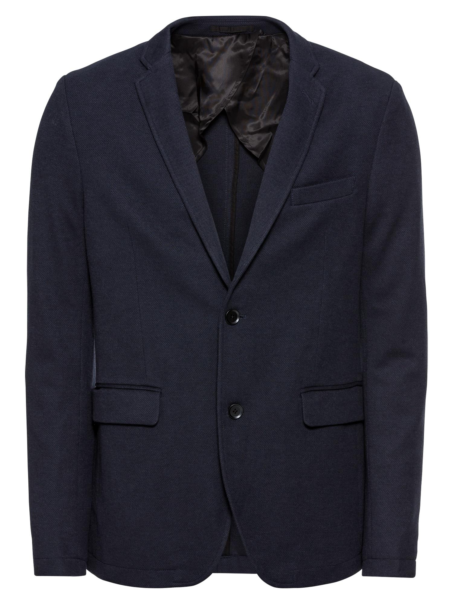 Sako strctr knit blz námořnická modř Esprit Collection