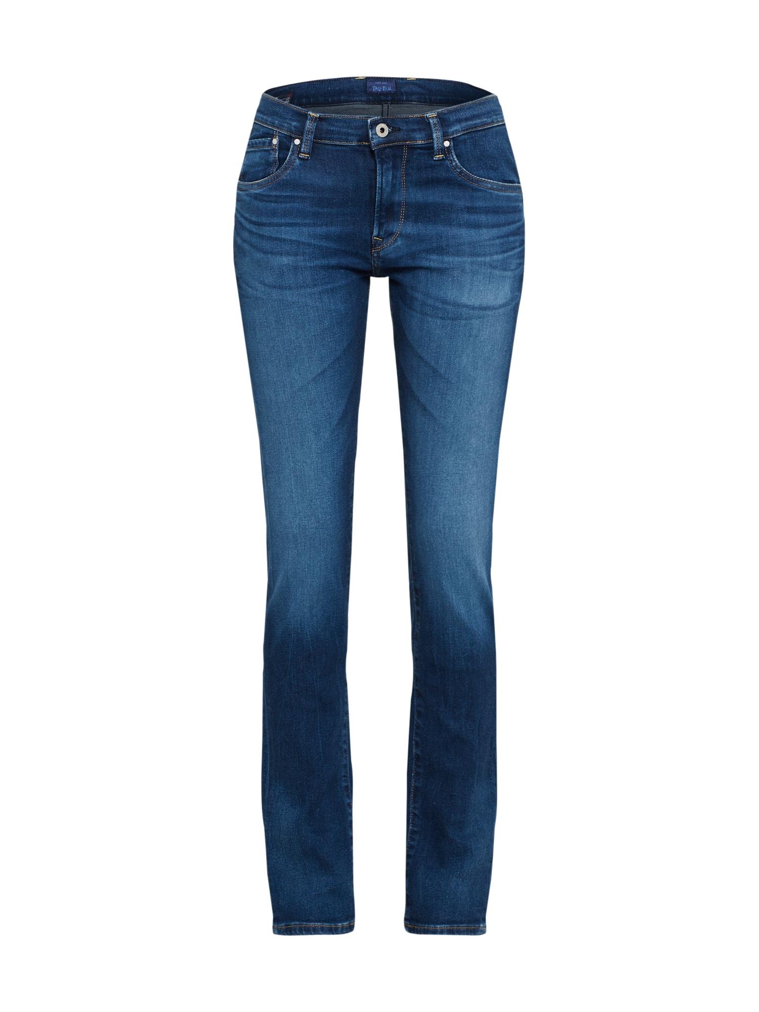 Džíny Victoria modrá Pepe Jeans