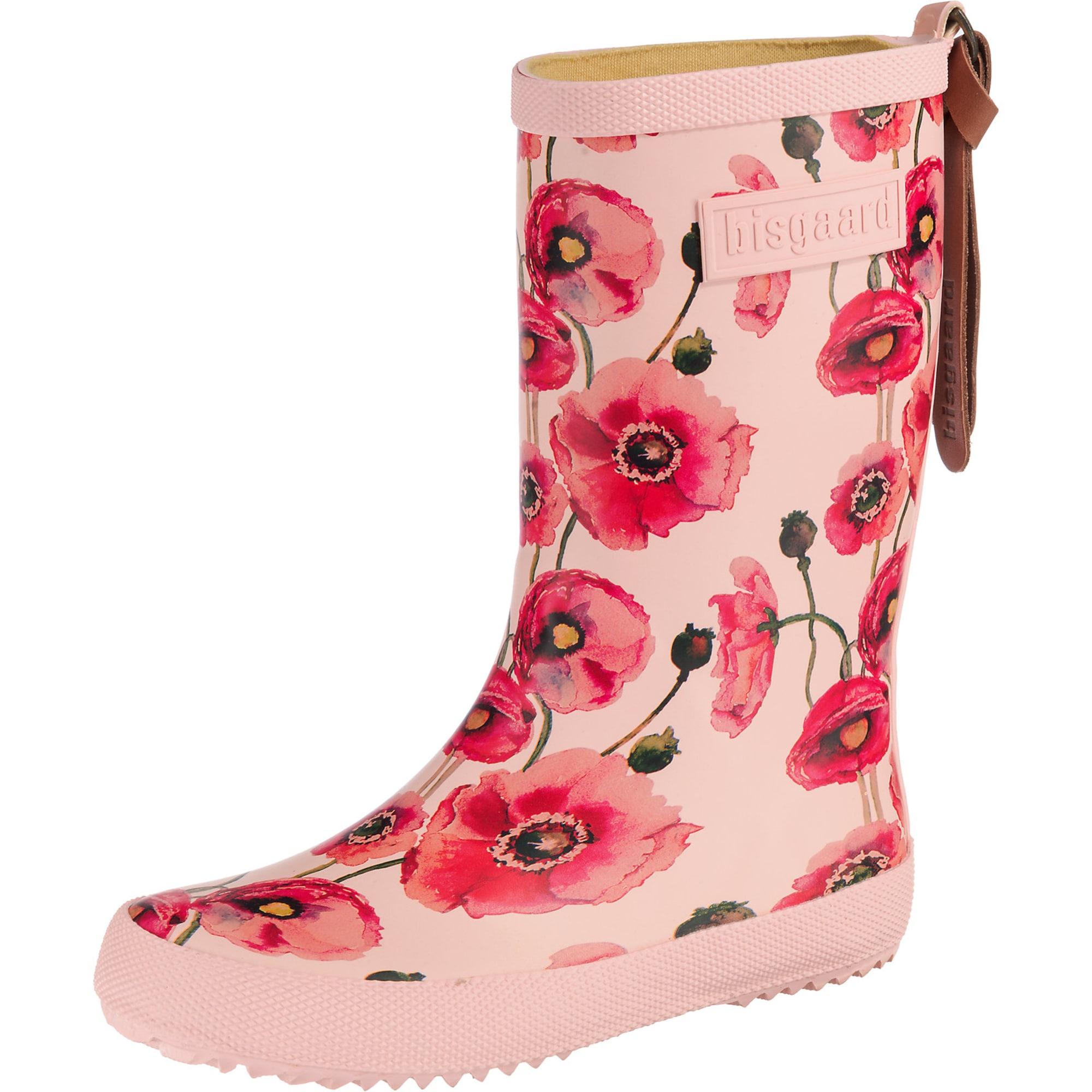 BISGAARD Guminiai batai mišrios spalvos / rožių spalva