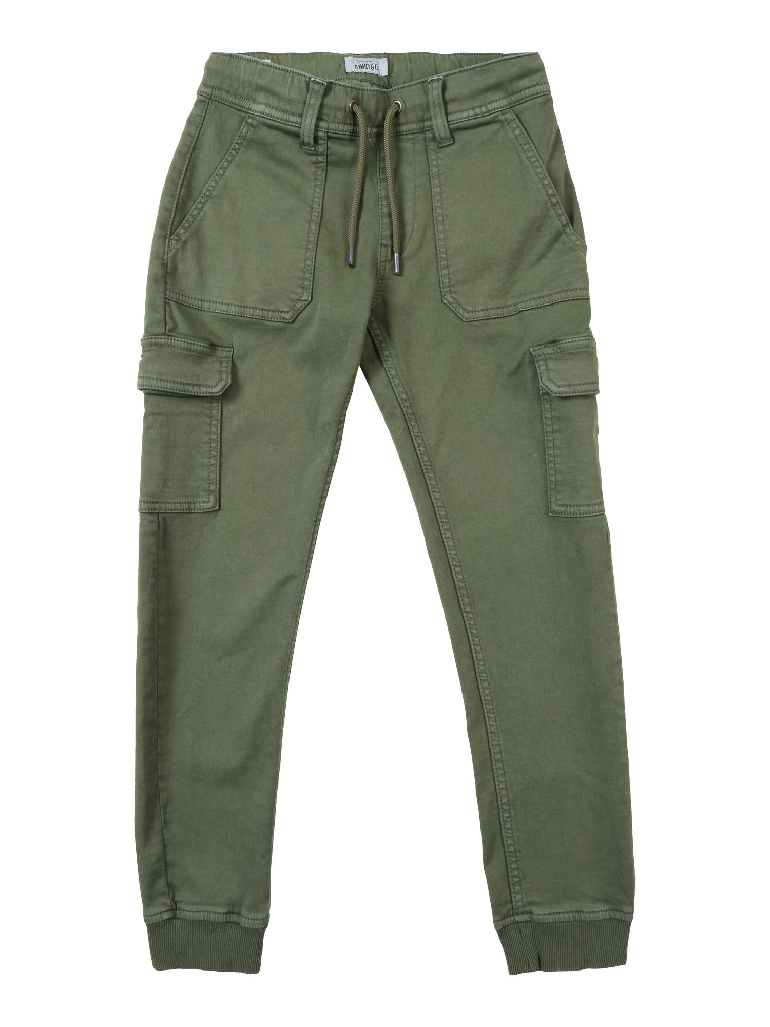 Kalhoty CRASH khaki Pepe Jeans