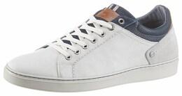 WRANGLER Herren Sneaker Owen Derby weiß | 08054701831908