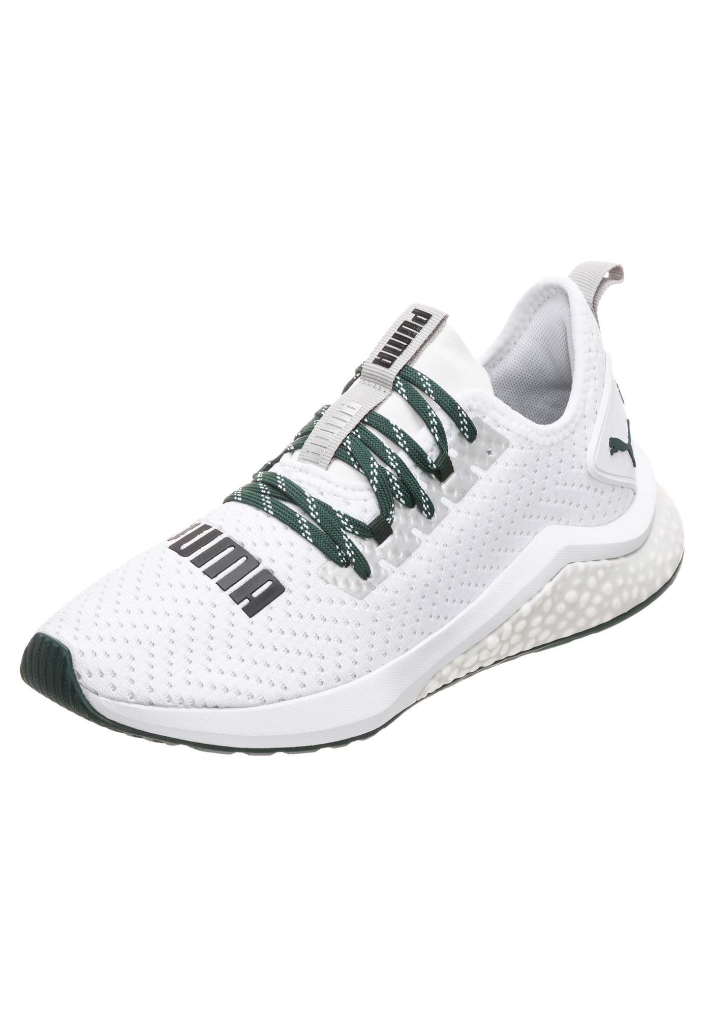 Běžecká obuv Hybrid Nx Tz tmavě zelená bílá PUMA