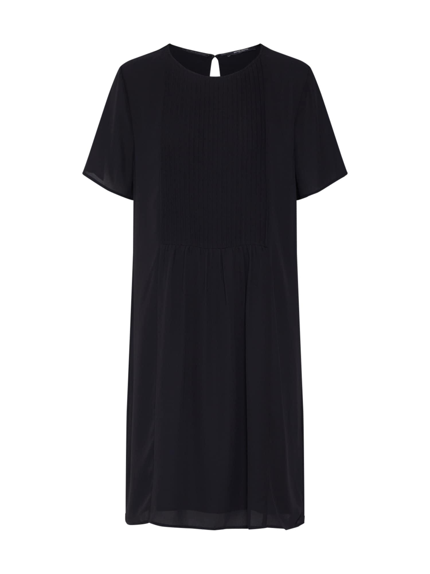 Šaty Camilla Cecilia černá BRUUNS BAZAAR