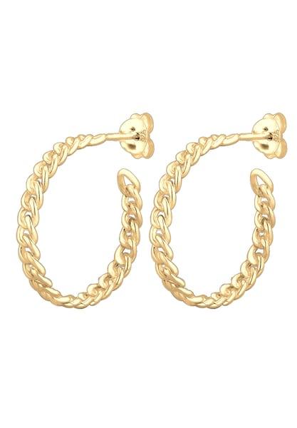 Ohrringe für Frauen - Ohrringe 'Creole' › ELLI › gold  - Onlineshop ABOUT YOU