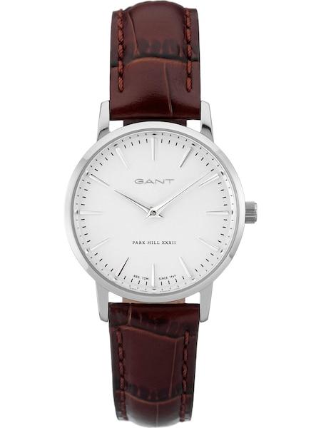 Uhren für Frauen - GANT Uhr 'Park Hill' braun silber  - Onlineshop ABOUT YOU