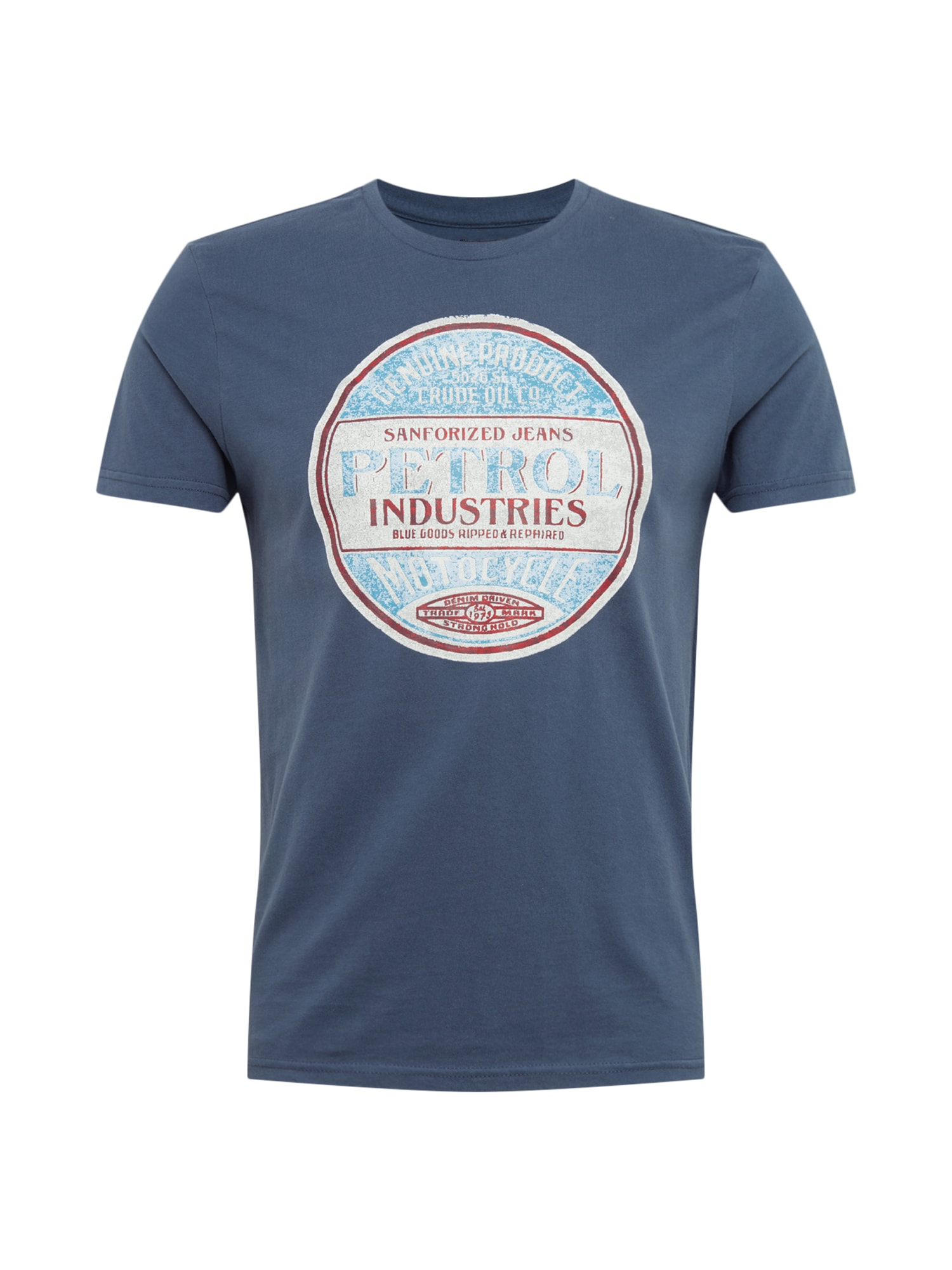 Tričko tmavě modrá Petrol Industries