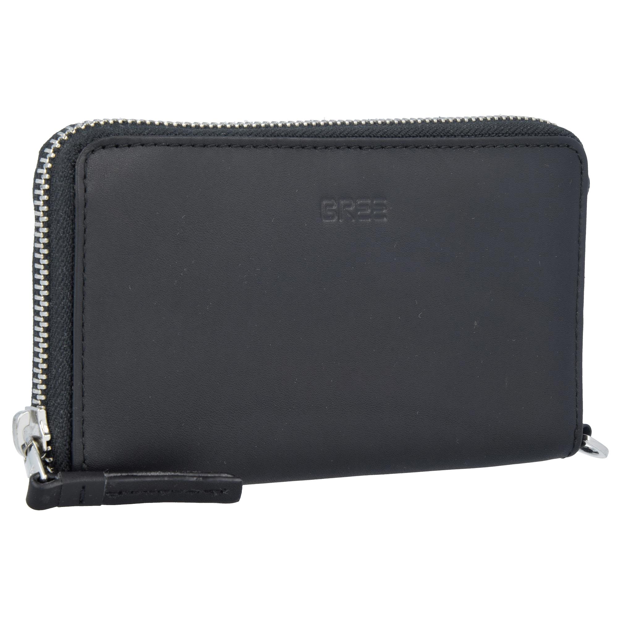 BREE, Damen Portemonnee Liv 134 RFID, zwart