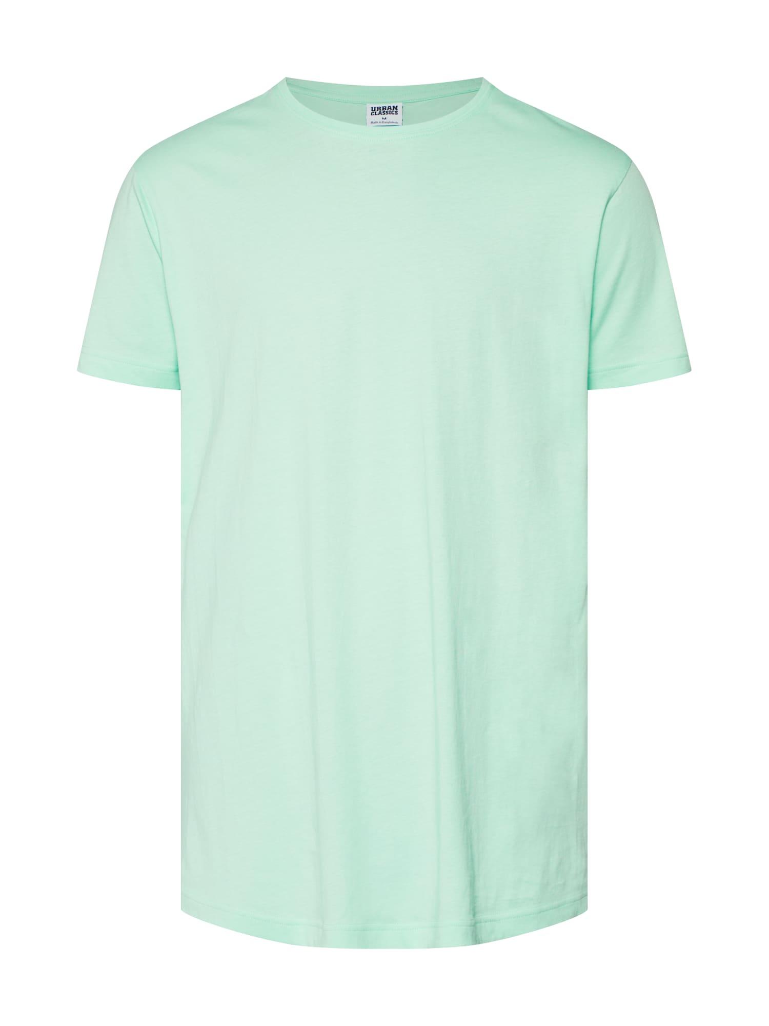 Tričko mátová Urban Classics