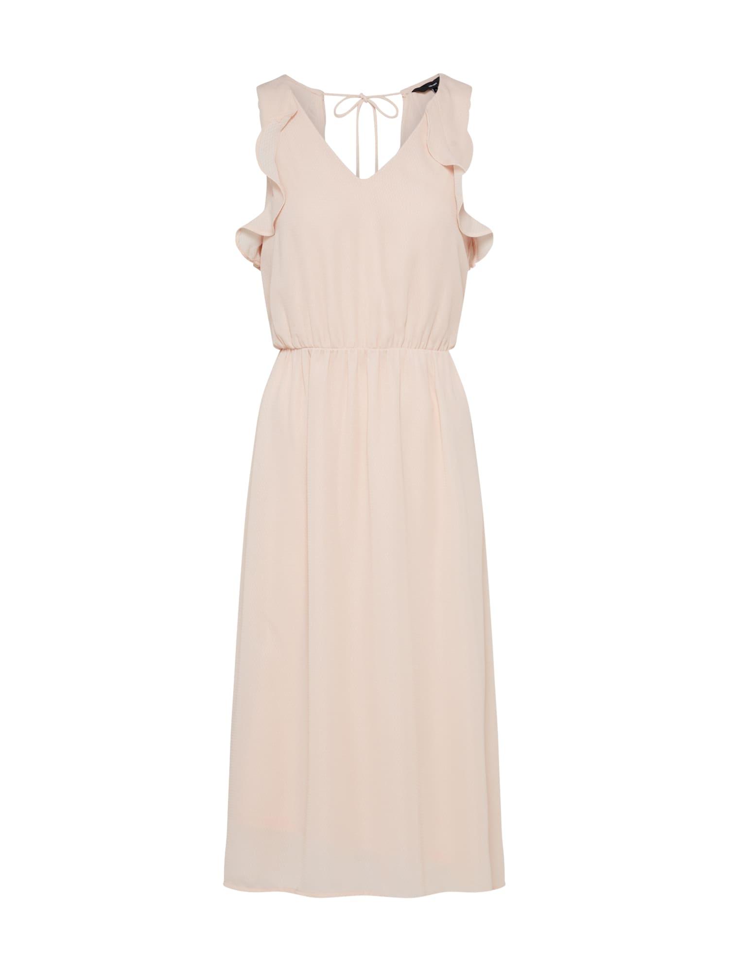 Šaty IRIS starorůžová VERO MODA