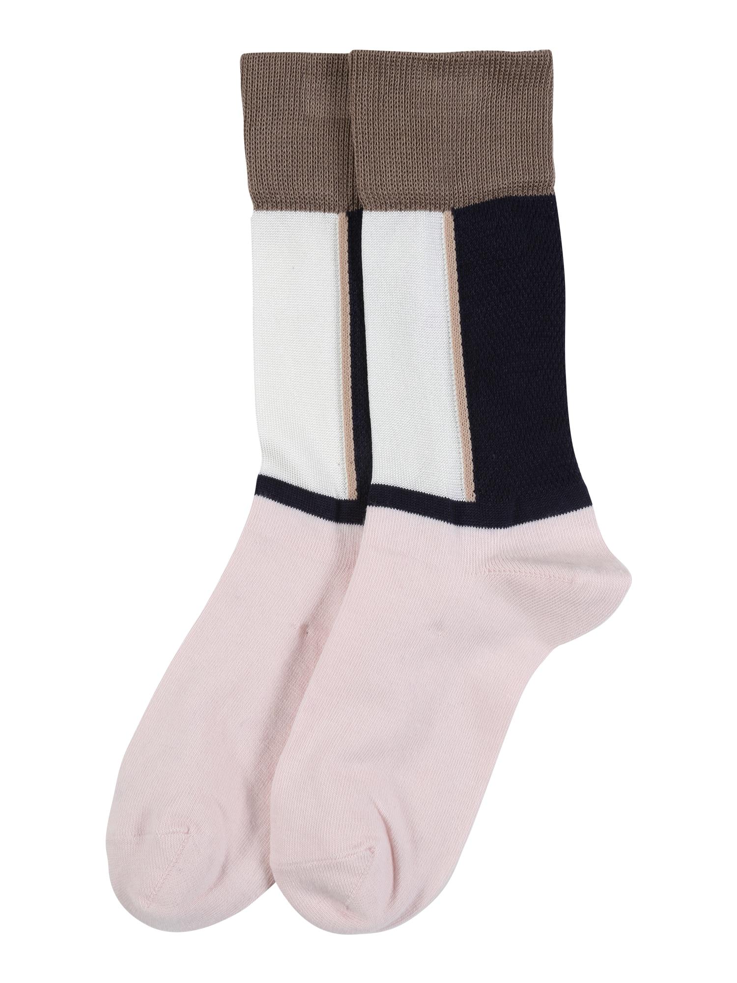FALKE Kojinės 'Cotton Touch' rožių spalva