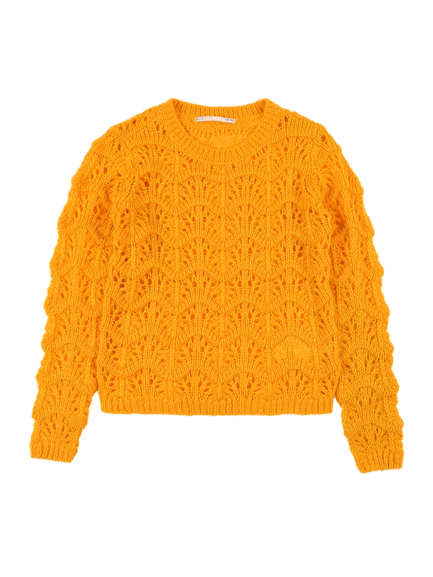 KIDS ONLY Megztinis tamsiai geltona
