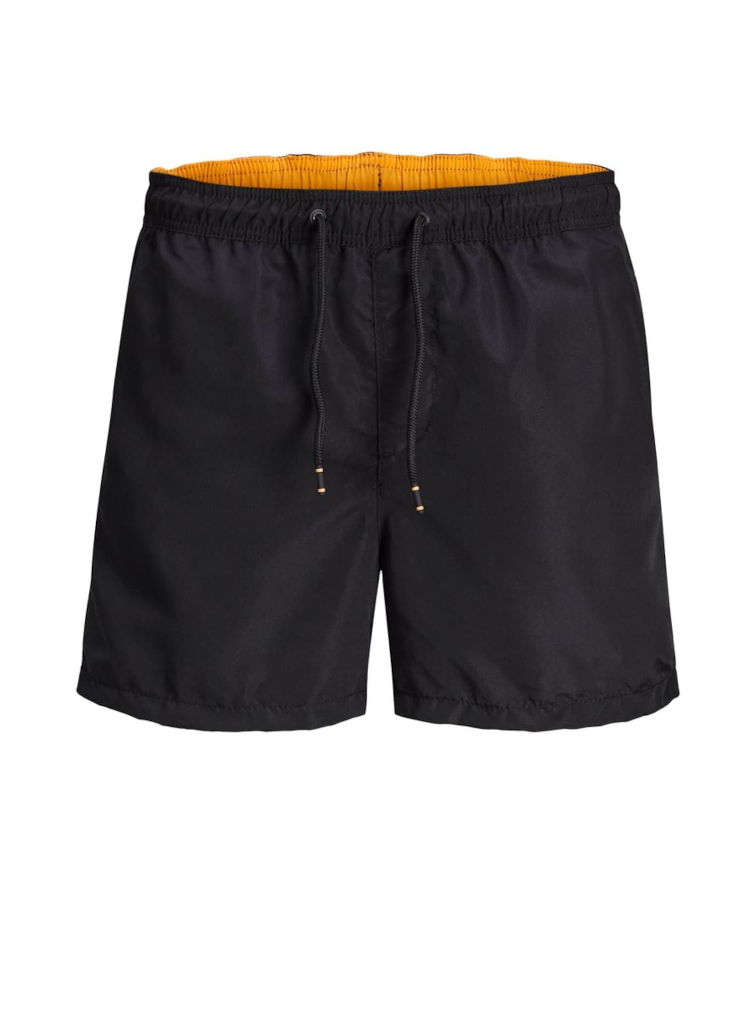 Plavecké šortky Quick Dry černá JACK & JONES